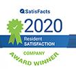 SatisFacts Award Winning Company